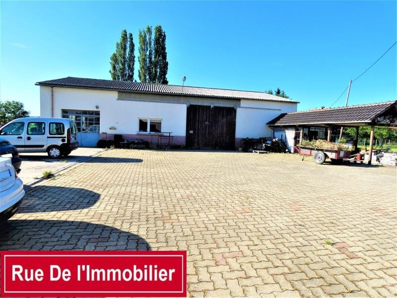 Sale house / villa Schwenheim 318 000€ - Picture 4