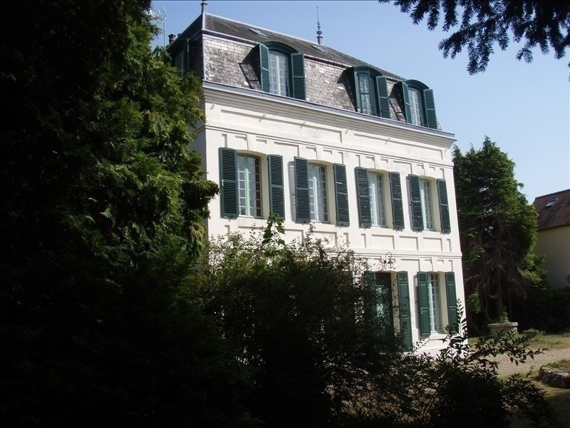 Deluxe sale house / villa Equemauville 735 000€ - Picture 1