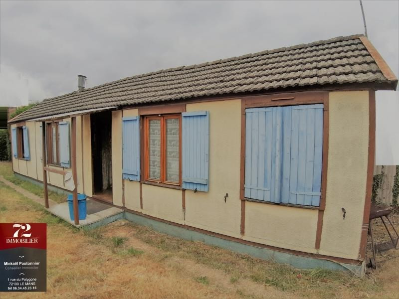 Sale house / villa Coulaines 69000€ - Picture 1