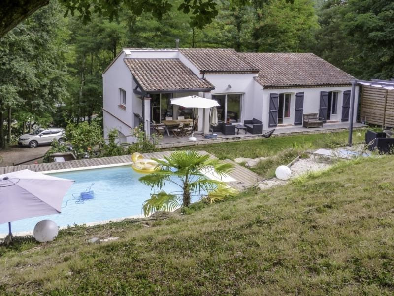 Vente maison / villa Cambon d'albi 349000€ - Photo 1