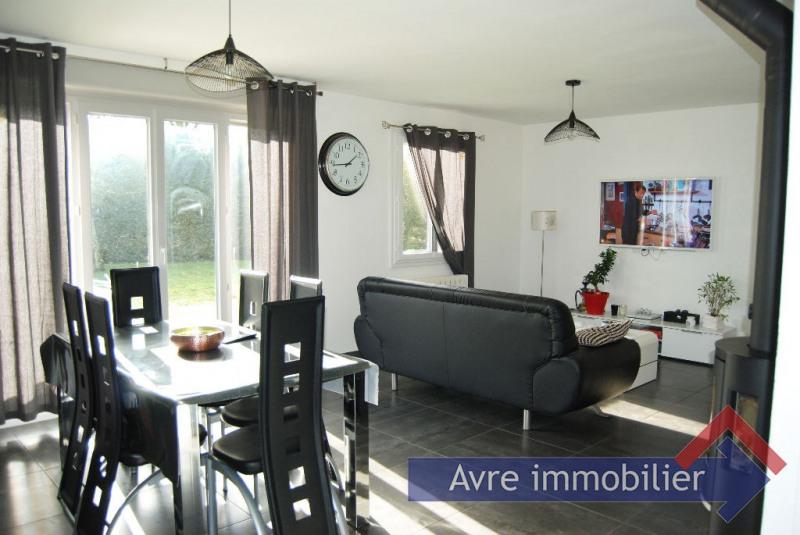 Vente maison / villa Verneuil d avre et d iton 127500€ - Photo 3