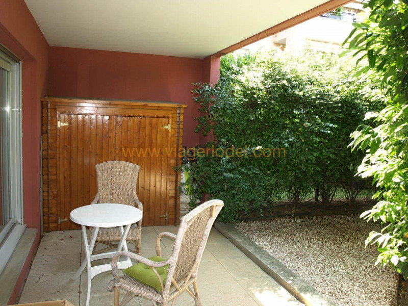 Vendita nell' vitalizio di vita appartamento Sainte-foy-lès-lyon 120000€ - Fotografia 2