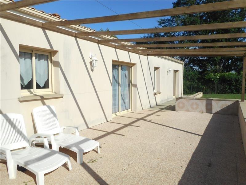 Vente maison / villa St maixent l ecole 136500€ - Photo 9