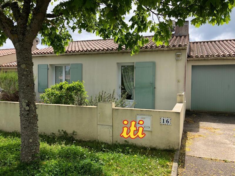Sale house / villa Chateau d'olonne 221500€ - Picture 1
