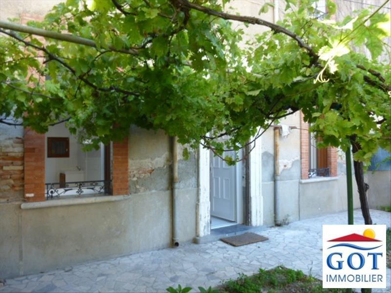 Produit d'investissement immeuble St laurent de la salanque 142500€ - Photo 2
