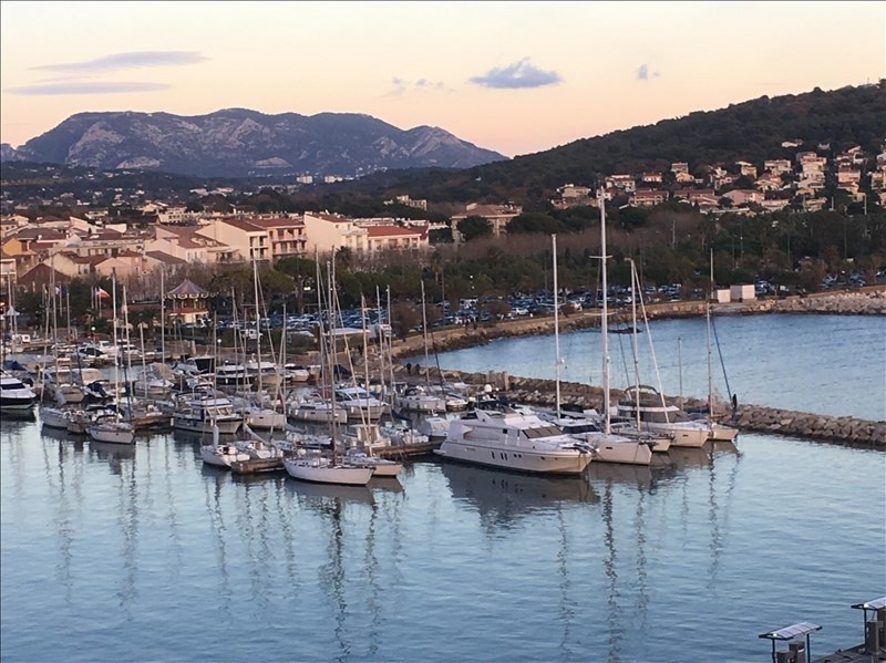 Life annuity apartment Sanary sur mer 330 000€ - Picture 1