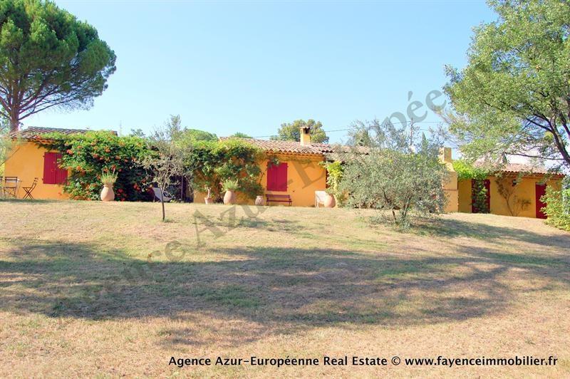 Deluxe sale house / villa Le canton de fayence 875000€ - Picture 7