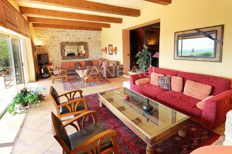 Vente de prestige maison / villa Golfe-juan 1575000€ - Photo 11