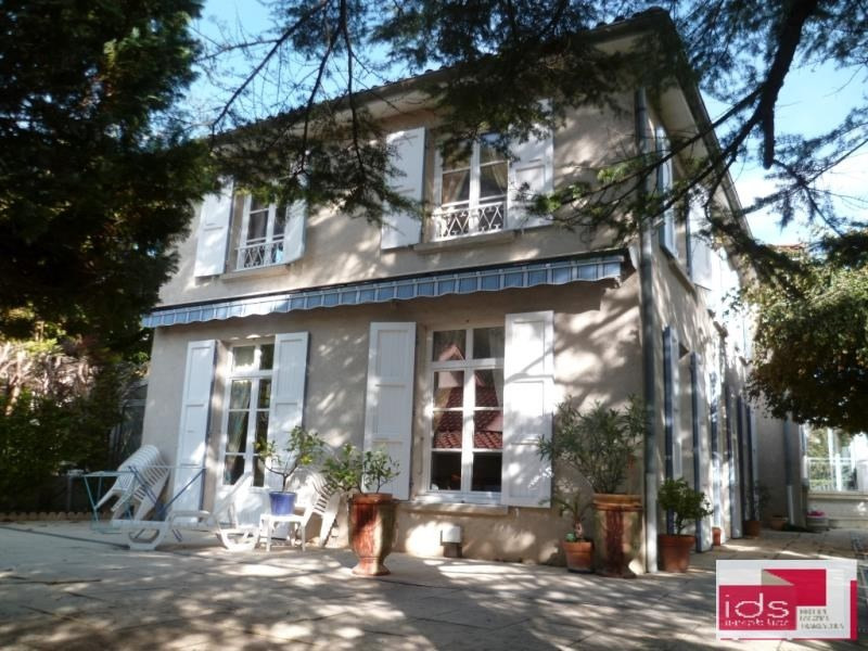 Deluxe sale house / villa Sassenage 552 000€ - Picture 1