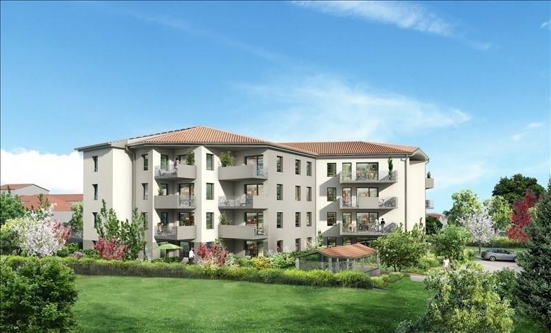 Venta  apartamento Eyzin pinet 210000€ - Fotografía 1