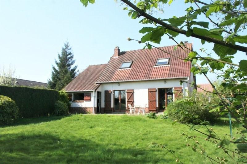 Vente maison / villa Racquinghem 183750€ - Photo 1