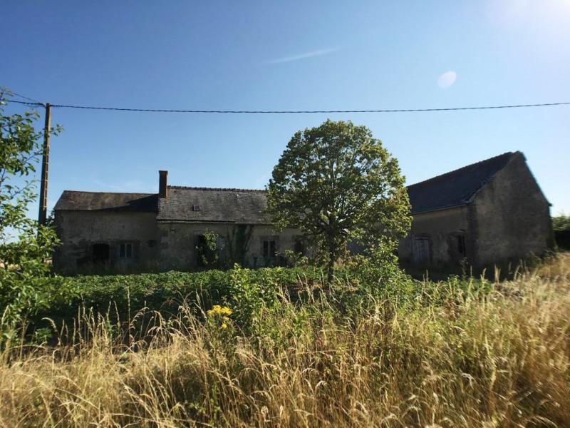 Sale house / villa La chartre sur le loir 45000€ - Picture 2