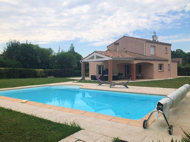 Rental house / villa Pibrac 2055€ CC - Picture 1