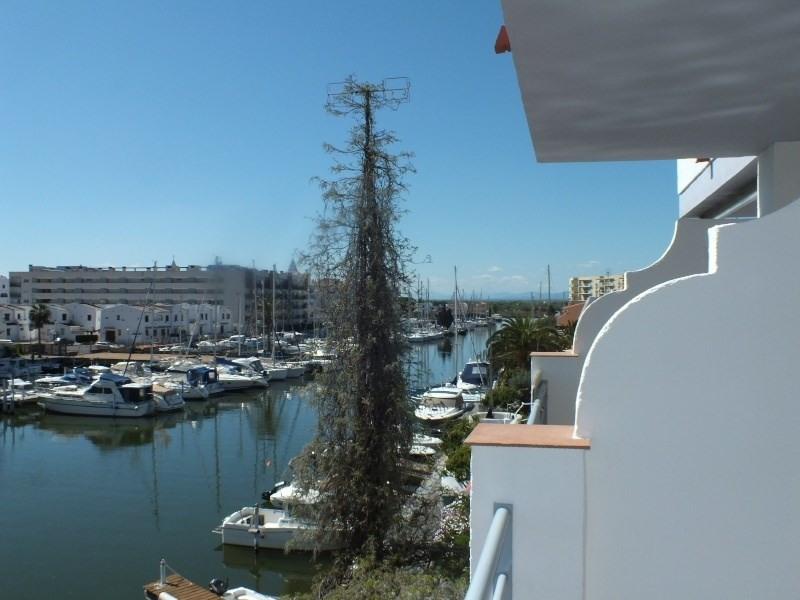 Alquiler vacaciones  apartamento Roses santa-margarita 232€ - Fotografía 12