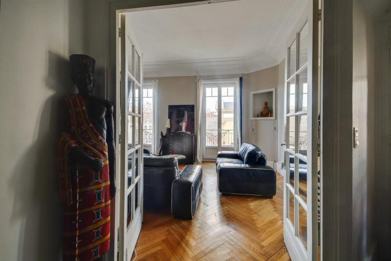 Vente de prestige appartement Lyon 6ème 870000€ - Photo 3