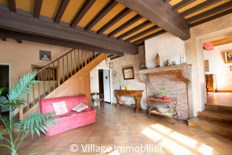 Vente maison / villa Toussieu 380000€ - Photo 4