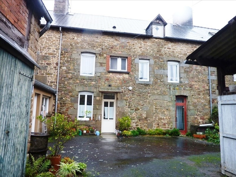 Sale house / villa St georges de reintembault 68 400€ - Picture 2