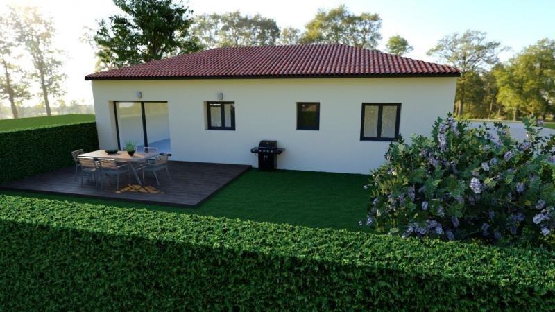 Sale house / villa St maurice de gourdans 212364€ - Picture 1