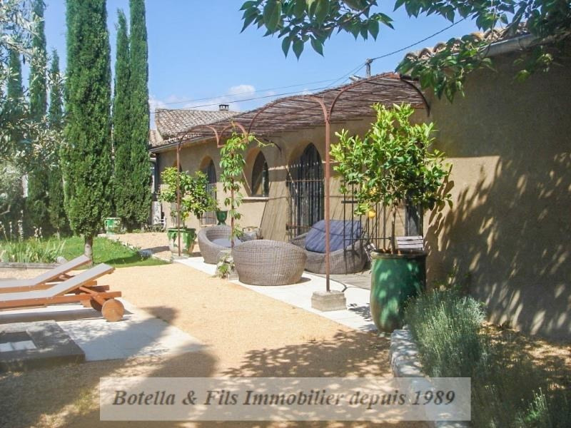 Verkoop van prestige  huis Uzes 583000€ - Foto 4
