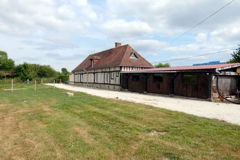 Vente maison / villa Conches en ouche 173000€ - Photo 11