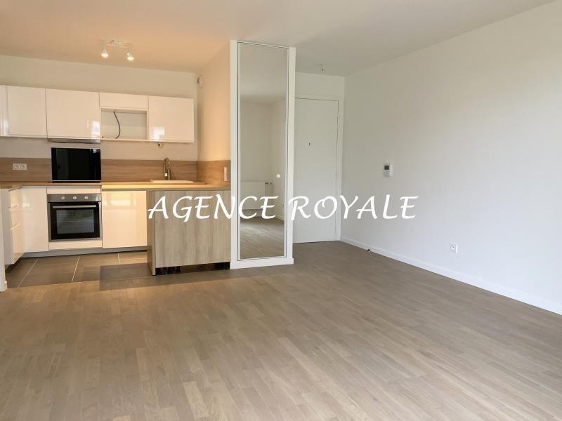 Sale apartment Louveciennes 378000€ - Picture 2