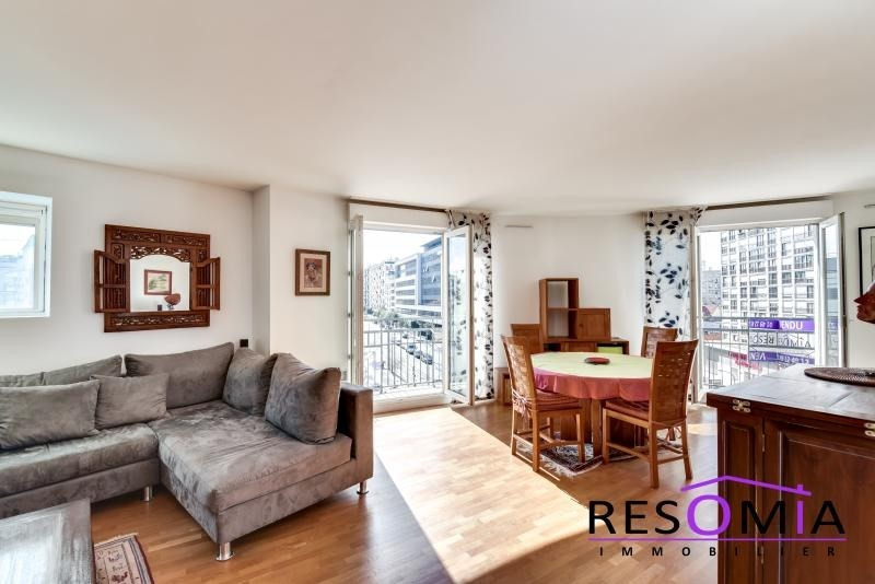 Venta  apartamento Montrouge 640000€ - Fotografía 2