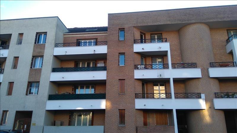 Revenda apartamento Courcouronnes 88000€ - Fotografia 1