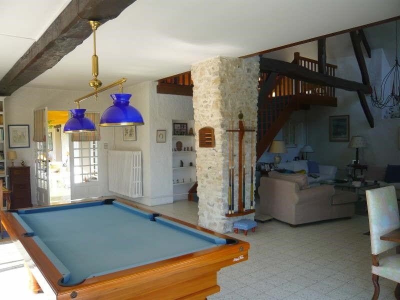 Sale house / villa Breval 438000€ - Picture 7