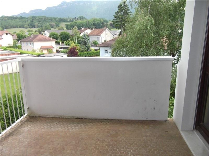 Vente appartement Yenne 135000€ - Photo 4