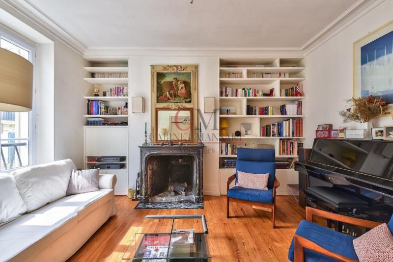 Deluxe sale apartment Paris 17ème 898000€ - Picture 2