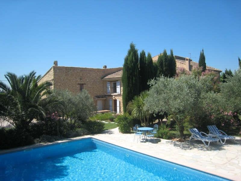 Vente de prestige maison / villa Caderousse 849000€ - Photo 1