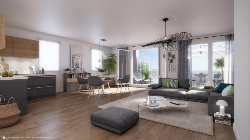 Sale apartment Caen 204000€ - Picture 2