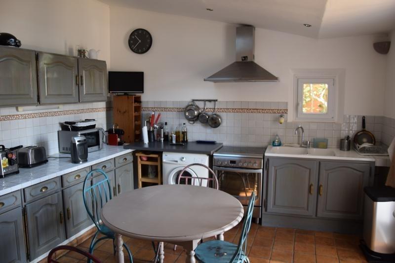 Vente maison / villa Eguilles 595000€ - Photo 5