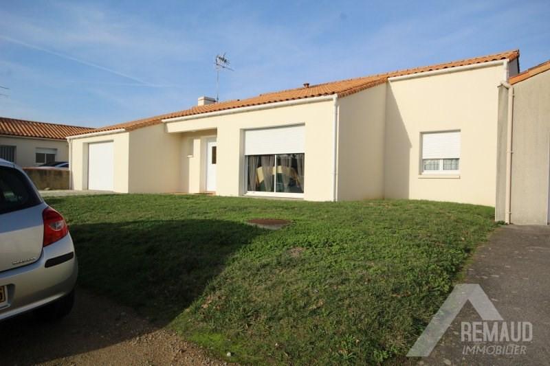Produit d'investissement maison / villa Aizenay 179540€ - Photo 4