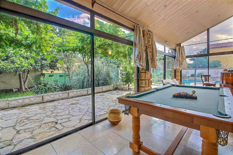 Vente maison / villa Marguerittes 495000€ - Photo 2