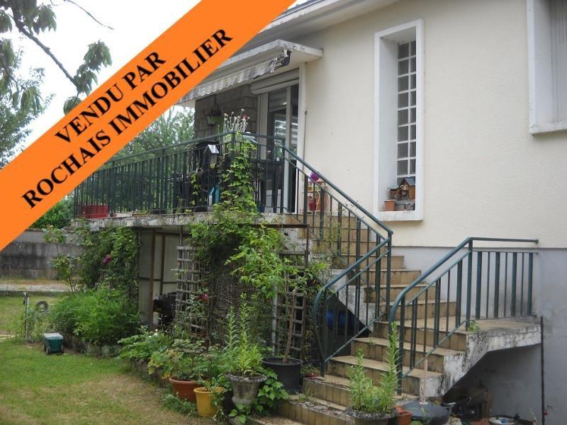 Vente maison / villa Niort 212000€ - Photo 1