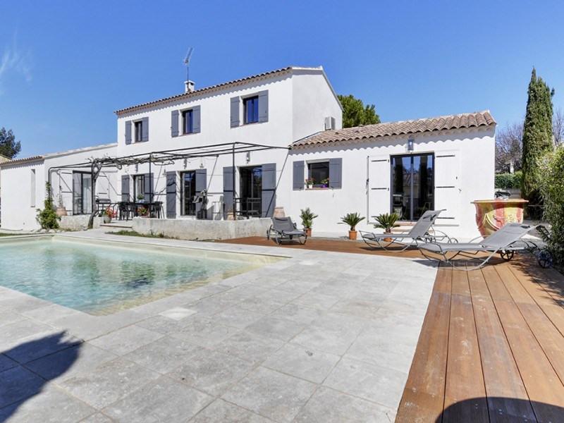 Immobile residenziali di prestigio casa Maussane-les-alpilles 1200000€ - Fotografia 2
