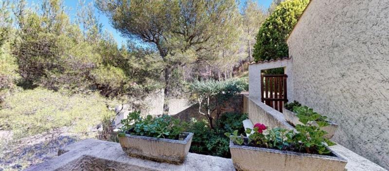 Location vacances appartement Saint cyr sur mer 380€ - Photo 8