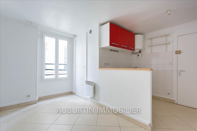 Vente appartement Paris 18ème 119000€ - Photo 1