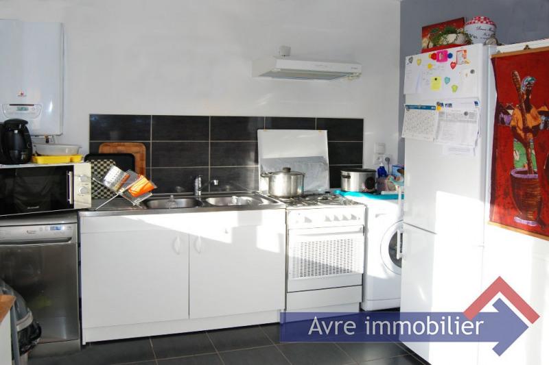 Sale house / villa Verneuil d'avre et d'iton 162000€ - Picture 2