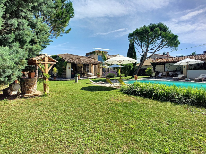 Sale house / villa Rochefort du gard 455 000€ - Picture 11