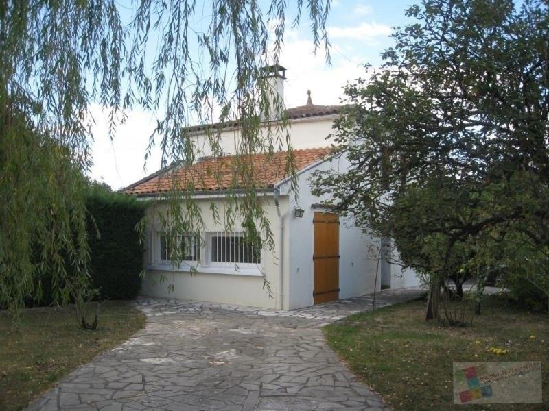 Vente maison / villa Cherves richemont 160500€ - Photo 1