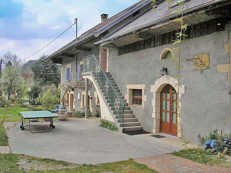 Immobile residenziali di prestigio casa Marcellaz albanais 799000€ - Fotografia 2