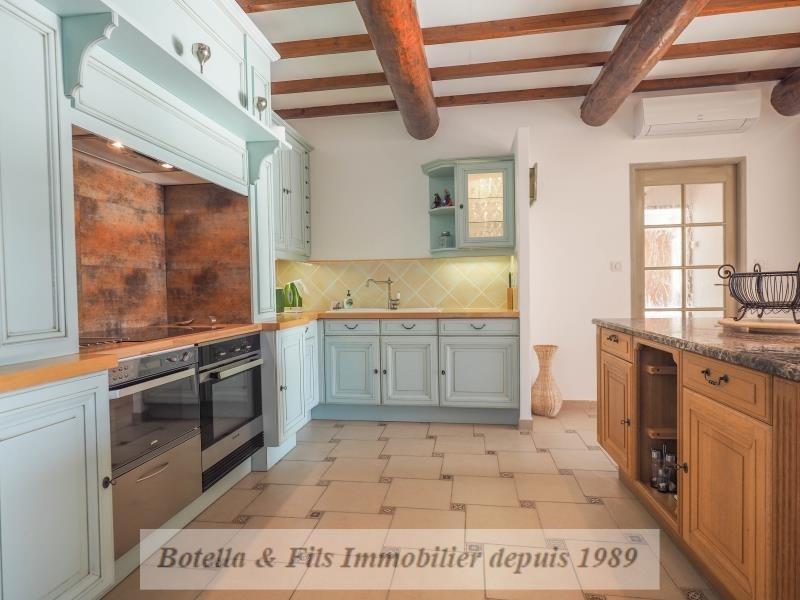Vente de prestige maison / villa Uzes 850000€ - Photo 8