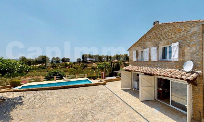 Vente de prestige maison / villa Le castellet 650000€ - Photo 2
