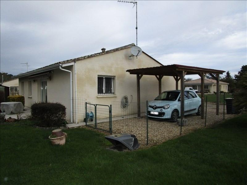 Sale house / villa St seurin sur l isle 152000€ - Picture 4