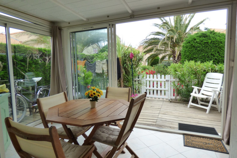 Vacation rental house / villa Valras plage 350€ - Picture 1