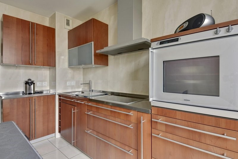 Vente de prestige appartement Lyon 6ème 868000€ - Photo 2