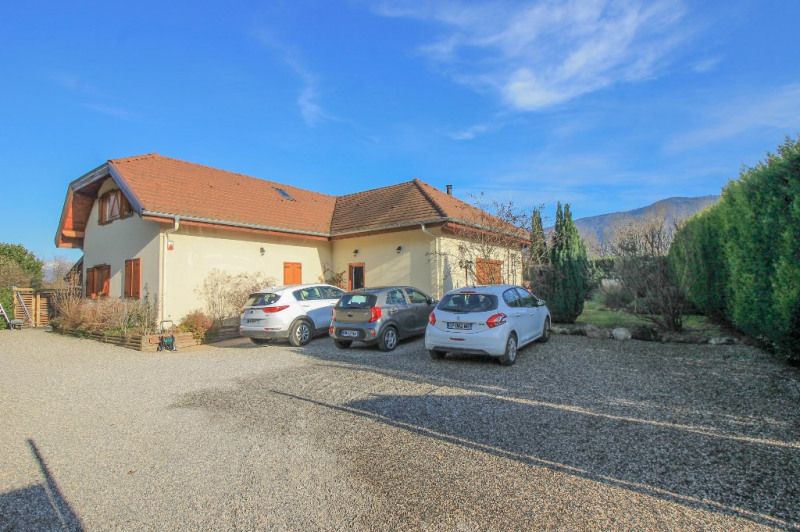 Vente maison / villa Barraux 450 000€ - Photo 1