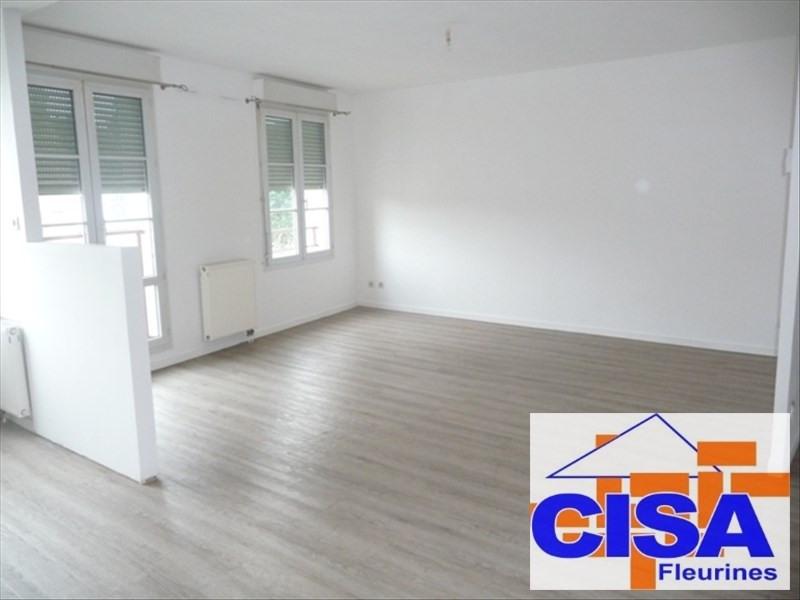 Rental apartment Fleurines 650€ CC - Picture 1